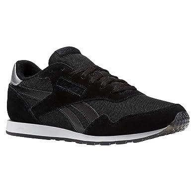 56d095cf4fc7 Reebok Women s Royal Ultra Sl Low-top Sneakers Black 6 UK  Buy ...