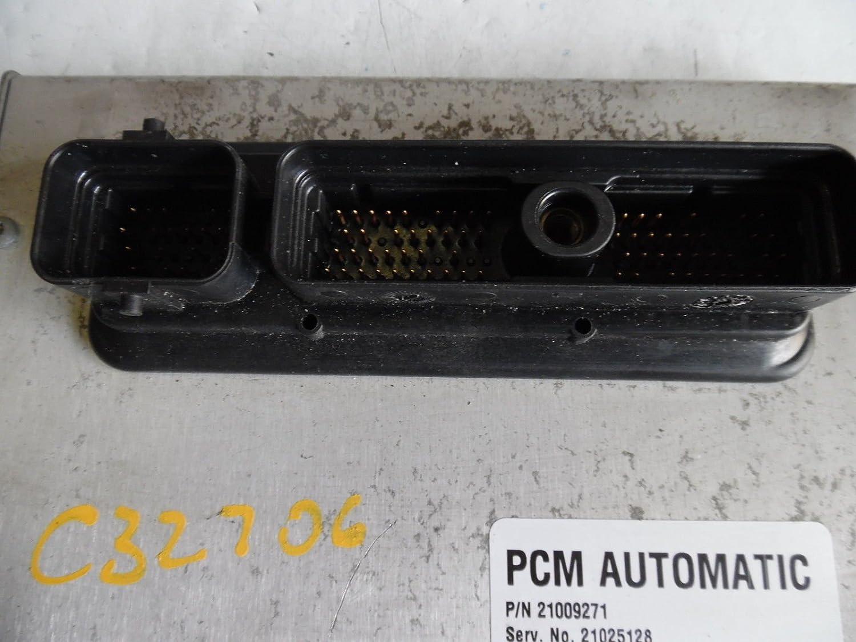 00 01 02 SATURN S-SERIES AT COMPUTER BRAIN ENGINE CONTROL ECU ECM MODULE U288