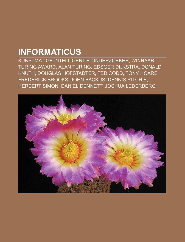 Informaticus: Kunstmatige intelligentie-onderzoeker, Winnaar ...