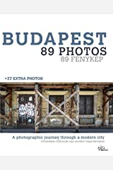 Budapest - 89 Photos (English and Hungarian Edition) Paperback