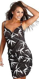 Saress Galaxy Beach Dress - Cover Up Sarong Top