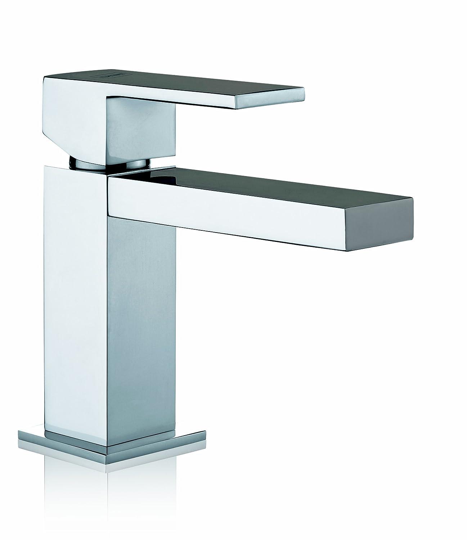 Grb kala - Grifo monomando lavabo caño alto 115mm cromo ...