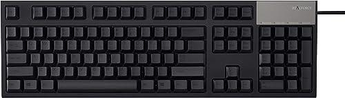 Fujitsu RealForce R2 Full 55g Keyboard-Black