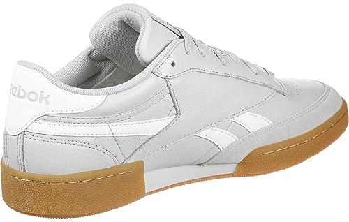 4dcb5947fba Reebok Revenge Plus Gum Shoes Skull Grey White  Amazon.co.uk  Shoes ...