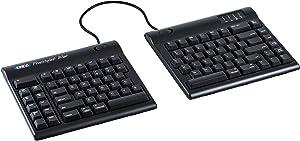 Kinesis Freestyle2 Blue Wireless Ergonomic Keyboard for Mac (9