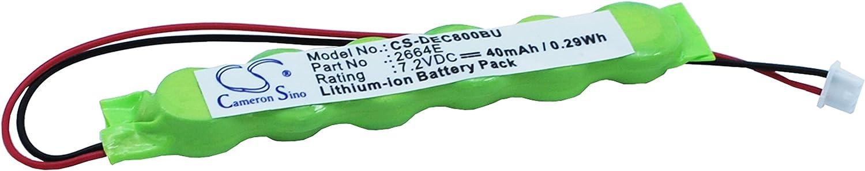 Cameron Sino Battery for DELL Inspiron 8100