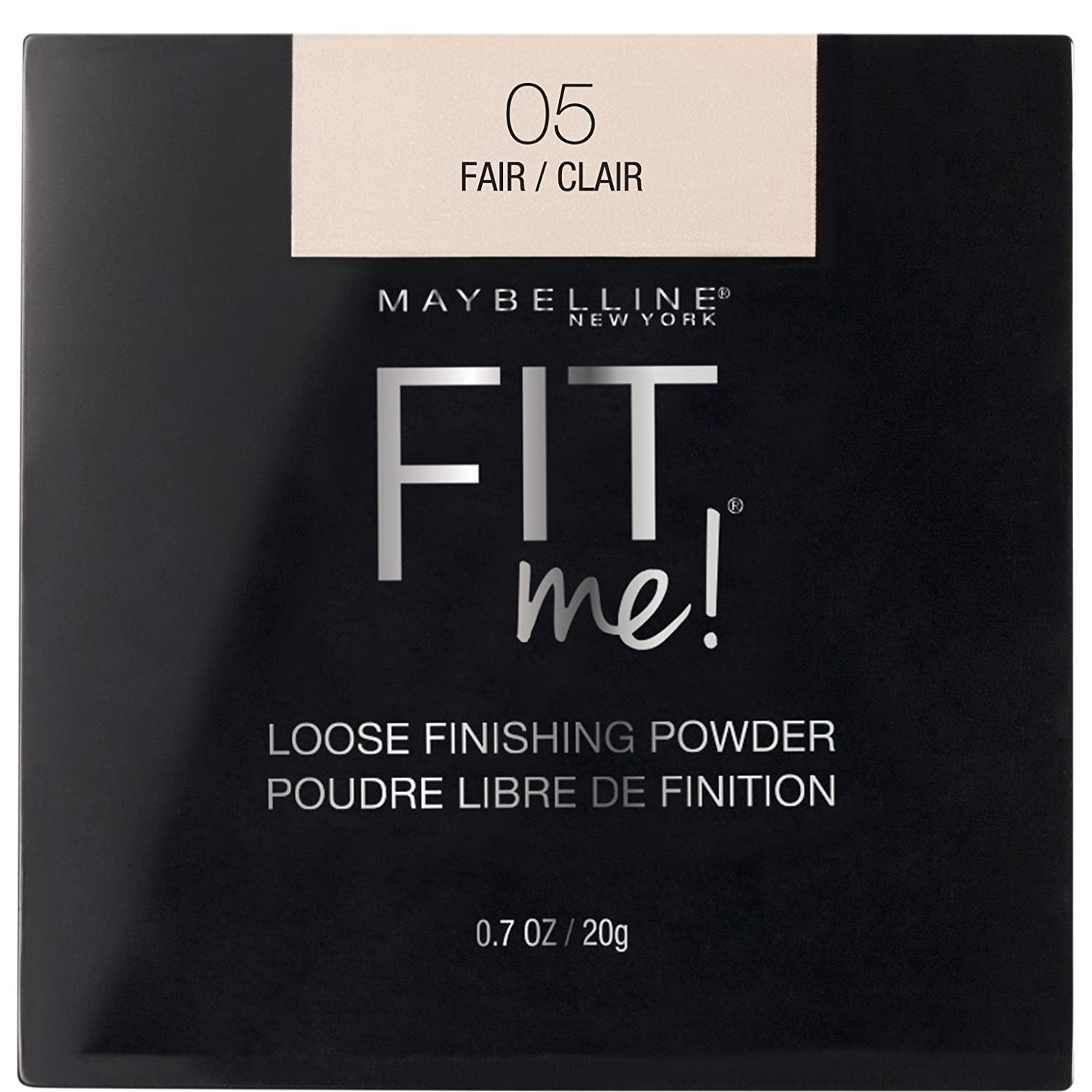 MAYBELLINE Fit Me! Loose Finishing Powder - Fair