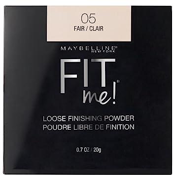 b0645bb66c4 Maybelline New York Fit Me Loose Finishing Powder, Fair, 0.7 Oz: Amazon.ca:  Beauty