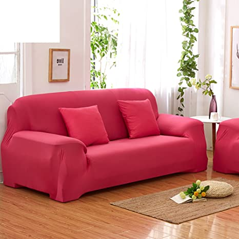 Amazon.com: Non-Slip Stretch Couch Covers Sofa slipcovers ...