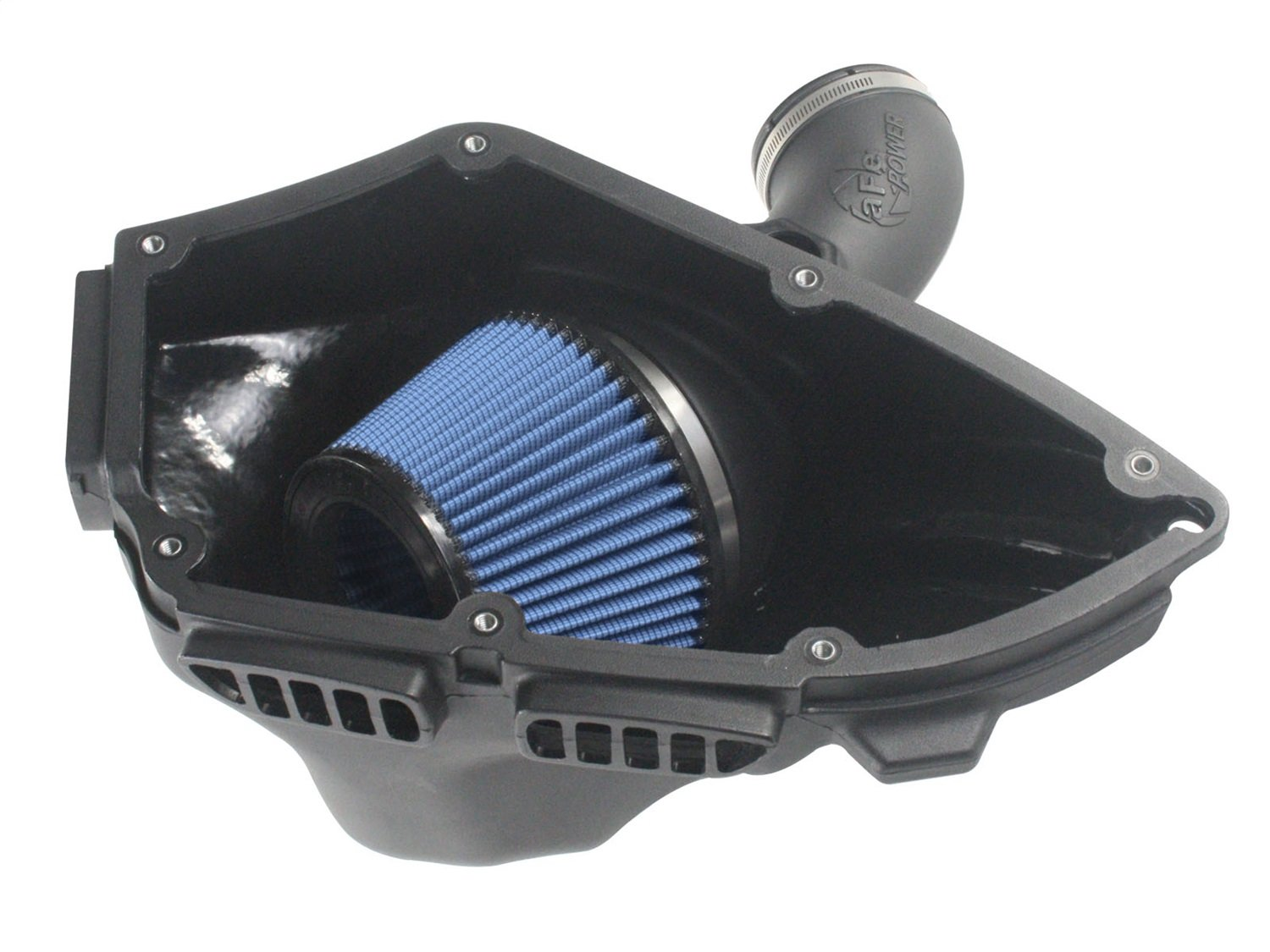 Performance Intake System Oiled, 5-Layer Filter aFe Power Magnum FORCE 54-81012-C BMW 3-Series AFE Filters AFE:54-81012-C E9x