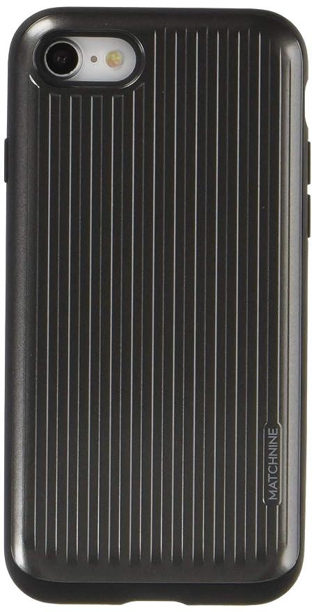 3d33ddd029 Matchnine iPhone 8 / 7 ケース CARDLA CARRIER チタン(マッチナイン カードラキャリア)