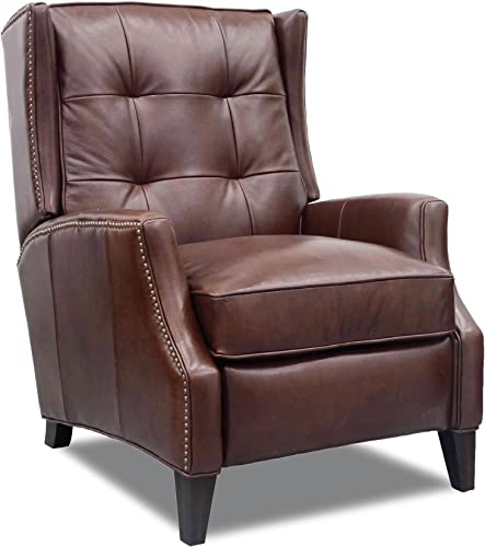 Barcalounger Lincoln II All Top Grain Leather Recliner Chair – Shoreham Chocolate