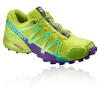 Neue Salomon Speedcross Damens Laufschuhe Schuhe Freizeit Outdoorschuhe  Shoes