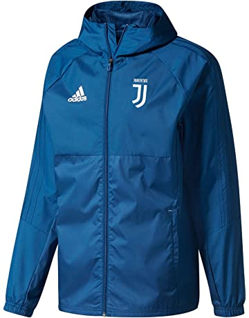 adidas Juve RN Jkt Chaqueta-Línea Juventus de Turín, Hombre