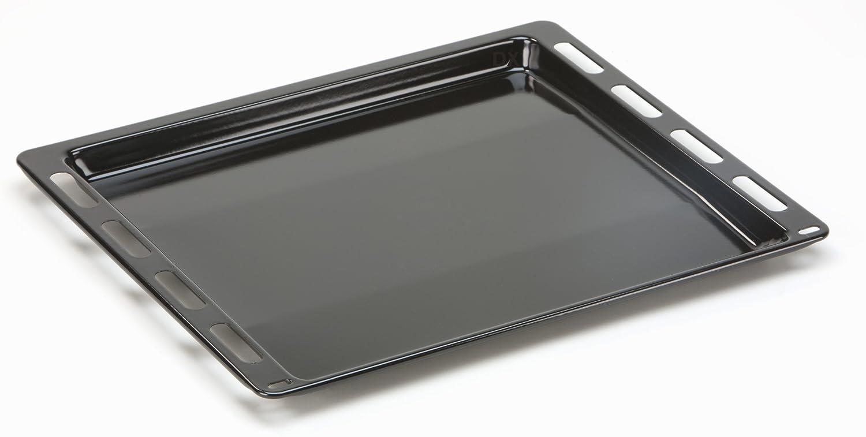 DREHFLEX® - Bandeja para horno/bandeja de horno/universal cacerola - Compatible con diferentes cocinas y hornos de Bosch/Siemens/Constructa/Neff/Junker ...