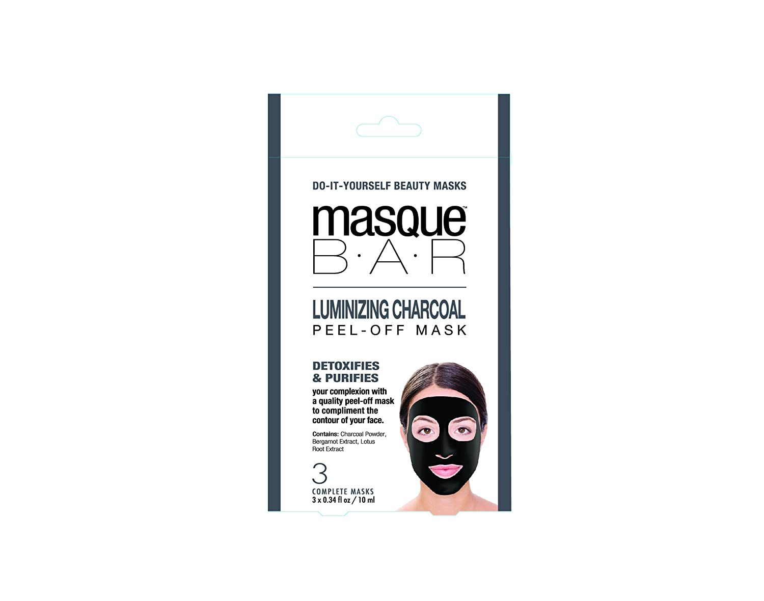 Amazon masque bar mb luminizing charcoal peel off mask black amazon masque bar mb luminizing charcoal peel off mask black 3 count beauty solutioingenieria