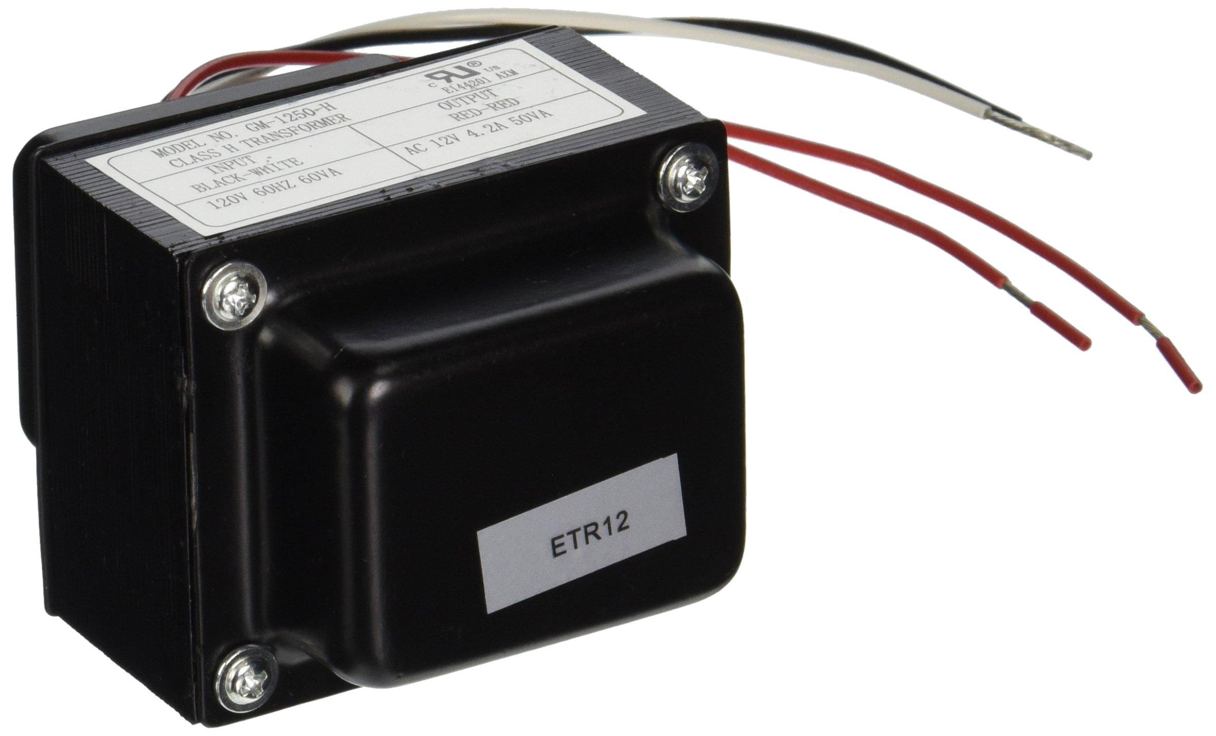 Elco Lighting ETR12 12V 50W Magnetic Transformer