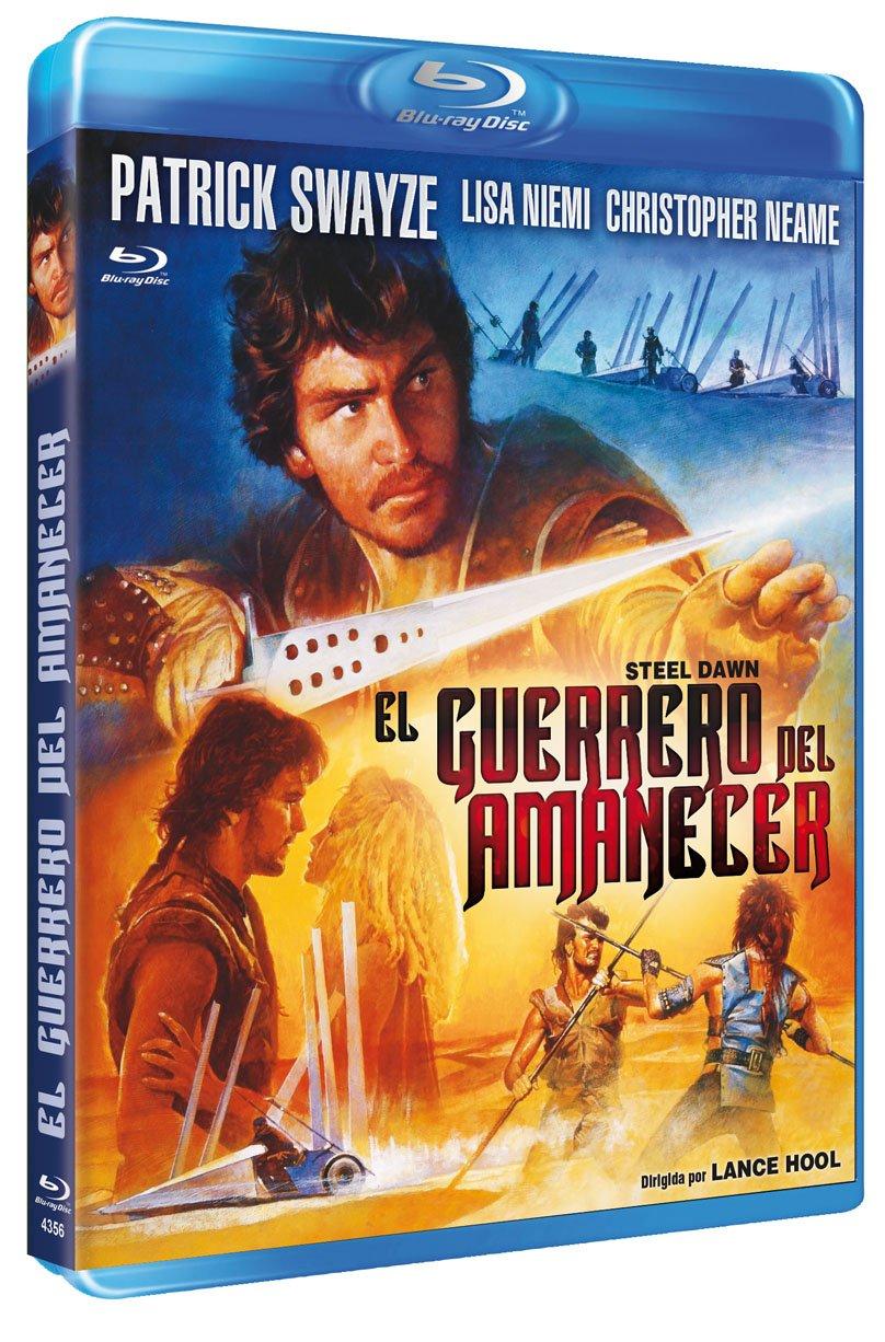 El Guerrero del Amanecer BD 1987 Steel Dawn [Blu-ray ...