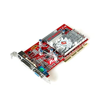 ATI RADEON 9250 AGP WITH 256MB VIDEO CARD WINDOWS 7 DRIVER
