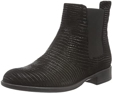 Tamaris Damen 25036 Chelsea Boots, Schwarz (Black Struct. 006), 37 EU 11de81b12a