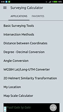 Amazon.com: Surveying Calculator: Appstore for Android
