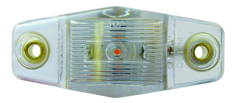 Optronics MCL99AC1BP Amber LED Marker Light