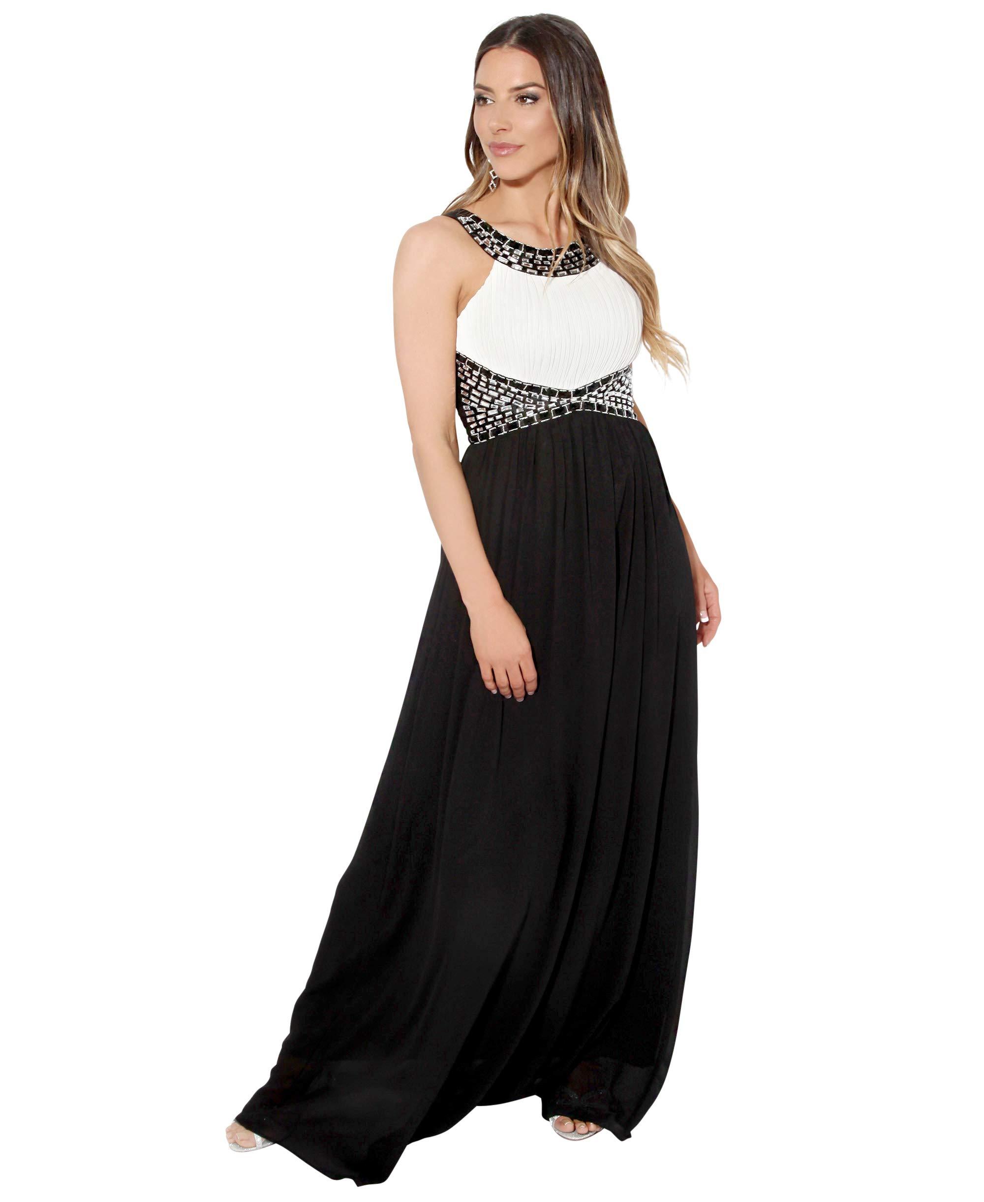 KRISP Vestido Largo Fiesta Ceremonia Elegante product image