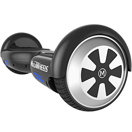 05d915ec2 Amazon.com  MEGAWHEELS Hoverboard - UL Certified Self Balancing Hover Board  with Bluetooth Speaker   LED Light  Sports   Outdoors