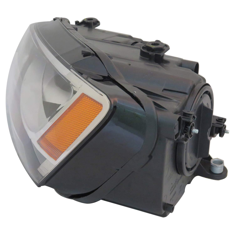 TYC 20-12562-00-9 Volkswagen Jetta Replacement Left Head Lamp