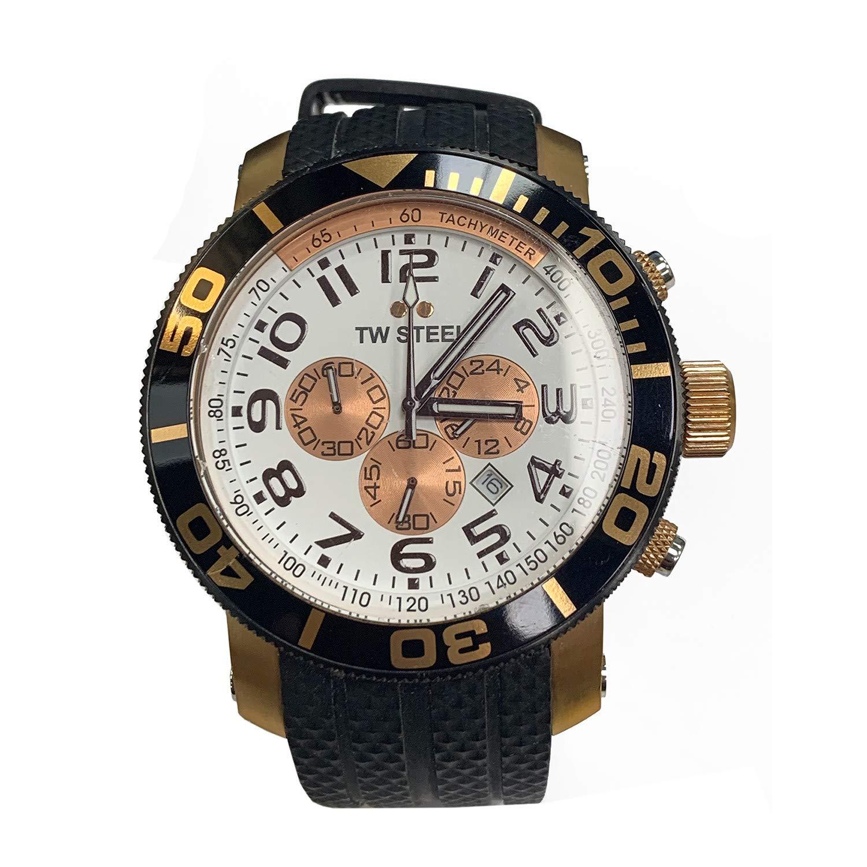 TW Steel Grandeur Quartz Male Watch TW77 (Certified Pre-Owned)