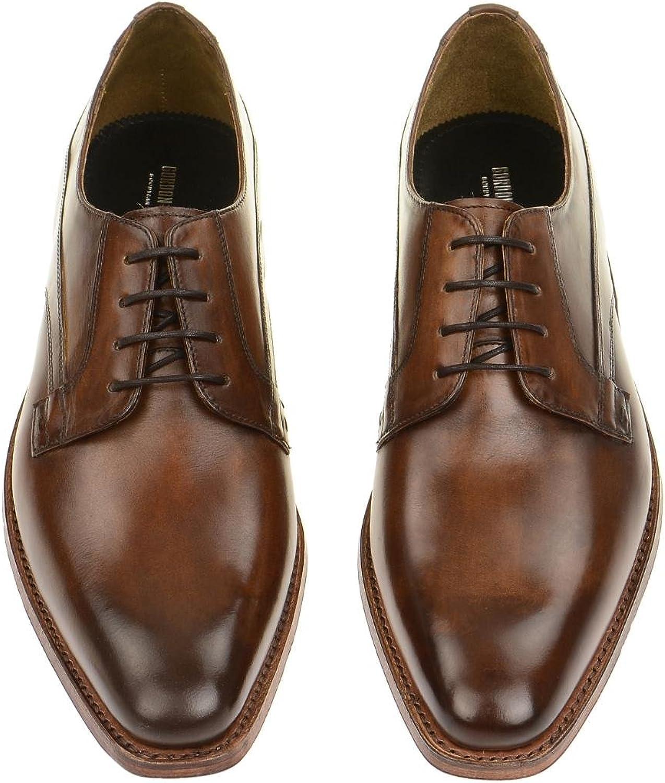 Gordon & Bros - Zapatos de Cordones de Piel para Hombre: Amazon.es: Zapatos y complementos