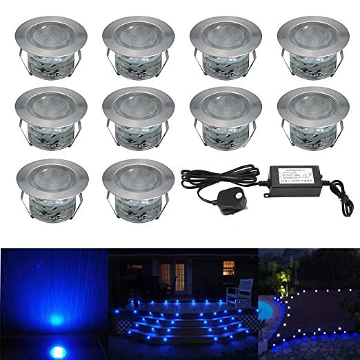 Voltage 10pcs Deck 1 Low Led 34 Lights Kit Y76vIgbfy
