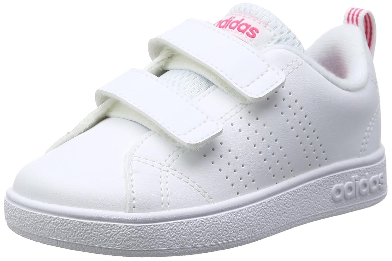 Adidas Zapatillas Vs ADV Cl CMF Inf Ftwbla/Supros, Deporte Unisex Niños BB9980