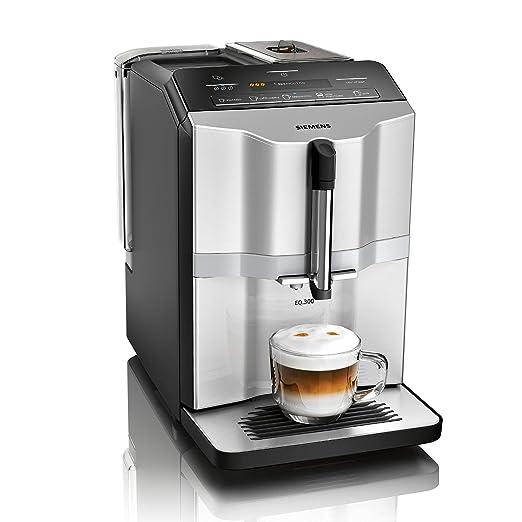 Siemens TI353501DE EQ.3 s300 - Cafetera automática (1300 L ...
