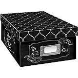 2PO Heavy-Duty Photo/Video Storage Box, Chalkboad Shared Design