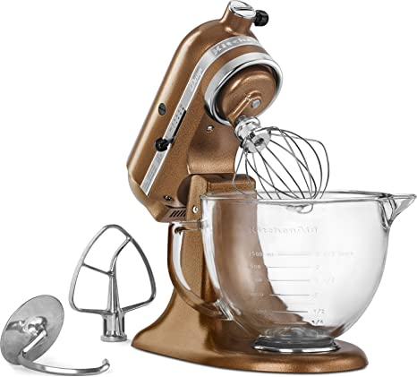 KitchenAid Artisan - Batidora (Batidora de varillas, Copper ...