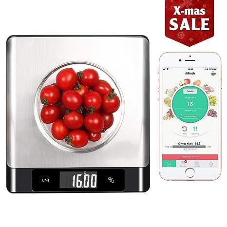 Amazon Upgradefood Scale Mocreo Digital Nutrition Scale