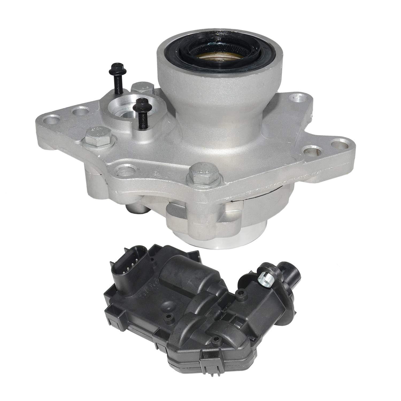 4WD front axle disconnect actuator 12471623 12471625 12471627 for Trailblazer Envoy Rainer Bravada 4X4