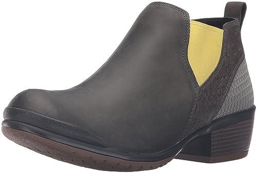 KEEN Women's Morrison Chelsea Shoe, Gargoyle, 4.5 B(M) UK/37.5