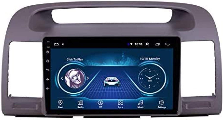 Estéreo del Coche androide, Navi para Toyota Camry 2000-2005 Jefe GPS navegación de la Unidad SWC 4G USB Wi-Fi para BT Radio,WiFi 1 + 16G