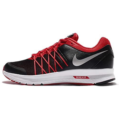 seguro Intacto madre  Buy Nike Men's Air Relentless 6 MSL Blk/SIL-Un Red Running Shoes - 7  UK/India (41 EU)(8 US)(843881-006) at Amazon.in