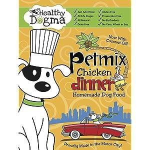 Healthy Dogma Human Grade Grain Free Dog Food