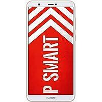 HUAWEI P smart BUNDLE (Dual-Sim Smartphone, 14,35 cm (5,6 Zoll), 32GB interner Speicher, 3GB RAM, Android 8.0) Gold + gratis 16 GB Speicherkarte [Exklusiv bei Amazon] - Deutsche Version