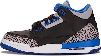 AIr Jordan 3 Retro BG   Basketball