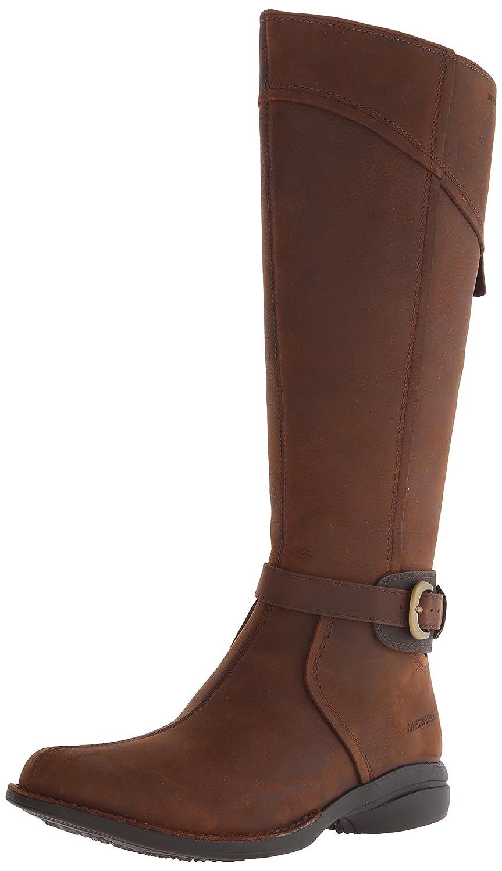 d043b881eac80 Amazon.com | Merrell Women's Captiva Buckle-Up Waterproof Boot | Snow Boots