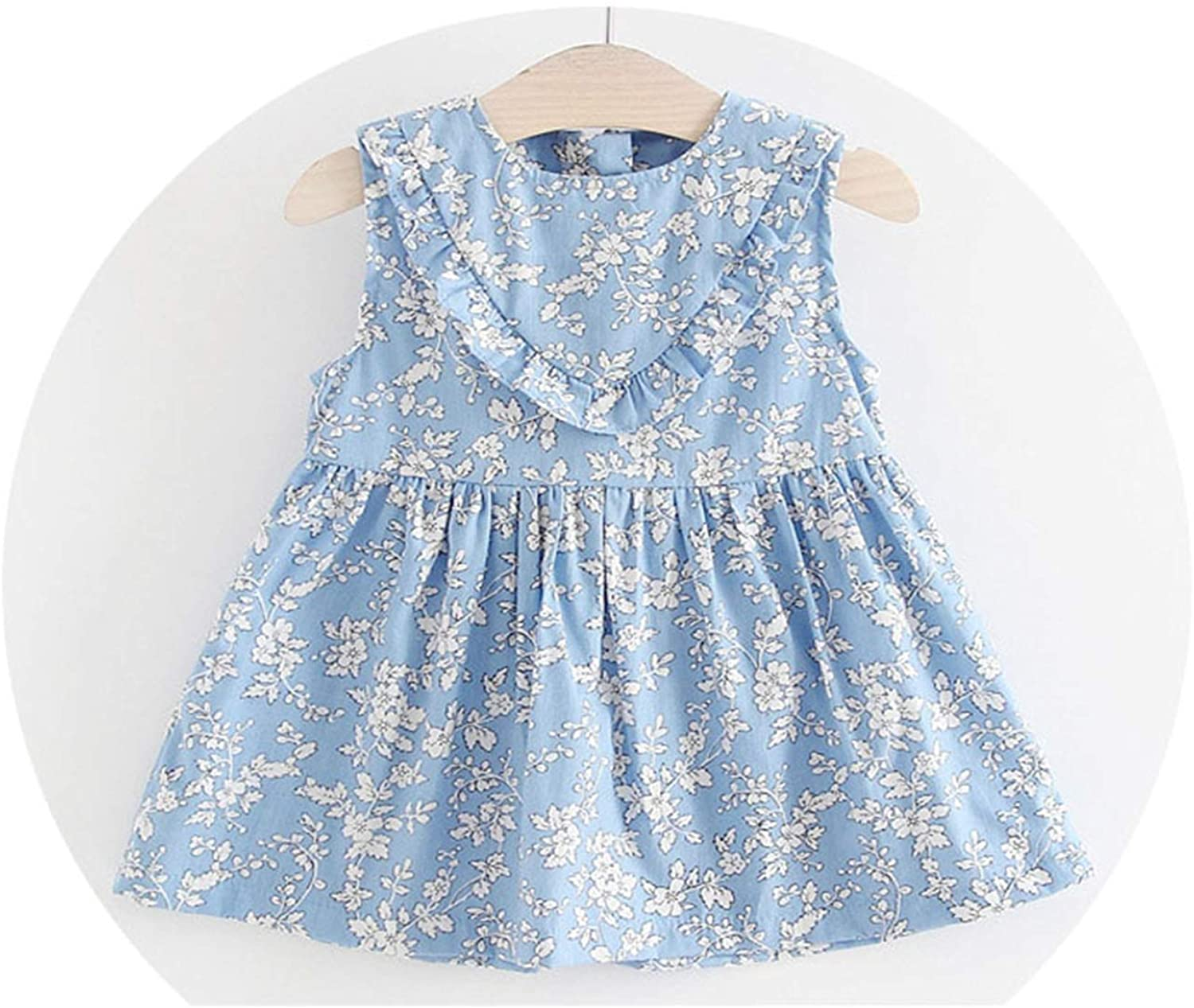 Amazon.com: 6-6M Casual Summer Baby Girl Dress Cotton Print