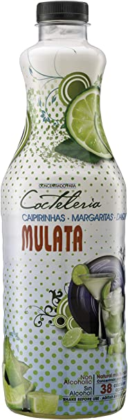 Concentrado Para Cocteleria Mulata: Caipiriña, Margarita ...