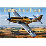 2018 Golden Age of Flight Deluxe Wall Calendar