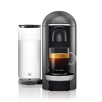 Krups Evidence XN900T Independiente Máquina de café en cápsulas Negro 1,7 L Semi-