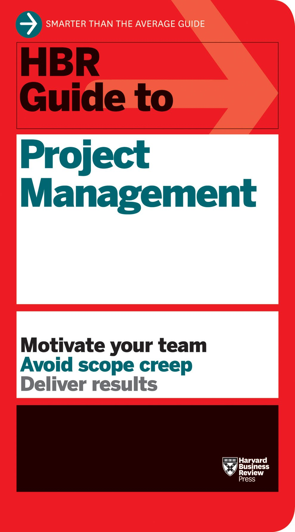 Image for HBR Guide to Project Management (HBR Guide Series)